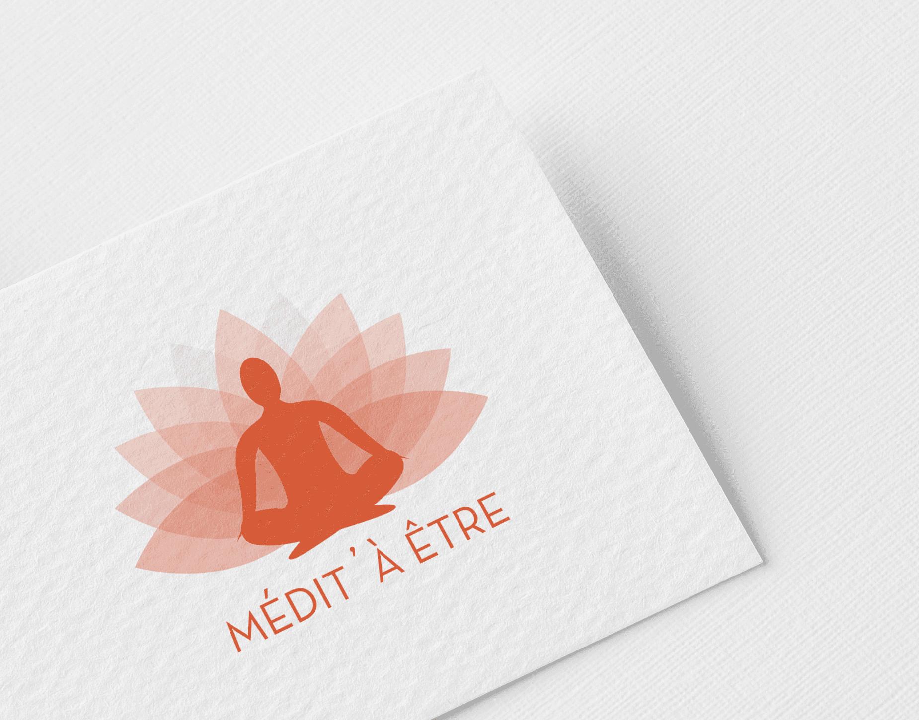 Création de logo La Marketerie agence de communication de proximité à Evian, Thonon et Annemasse