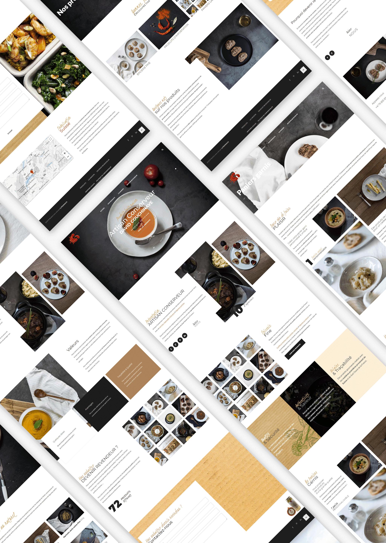 Rédaction de contenus pour le web Artisan Conserveur La Marketerie à Evian, Thonon et Annemasse
