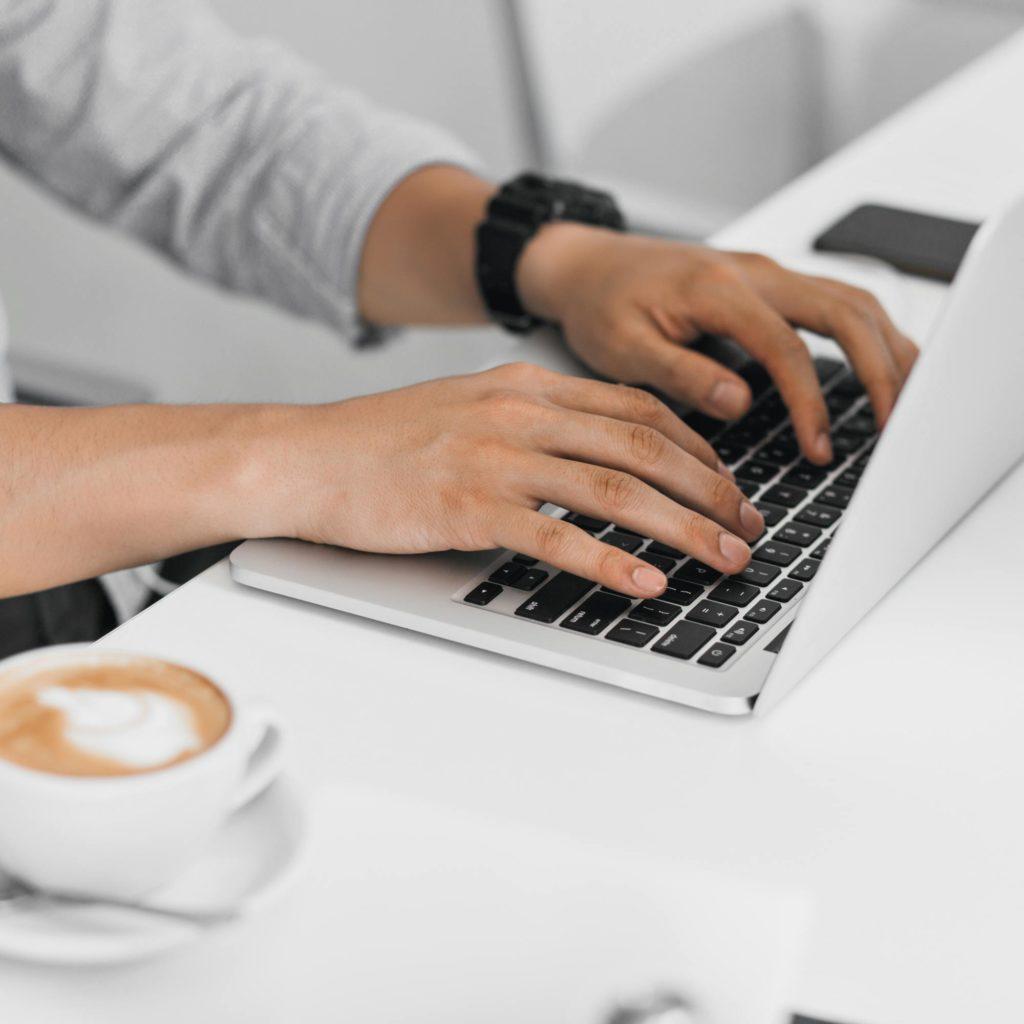 Amélioration de site internet La Marketerie à Evian, Thonon et Annemasse