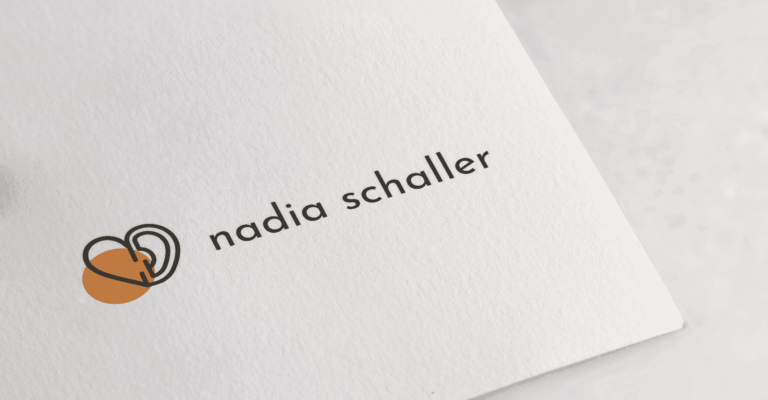 Réalisation de support papier Nadia Schaller La Marketerie à Evian, Thonon et Annemasse