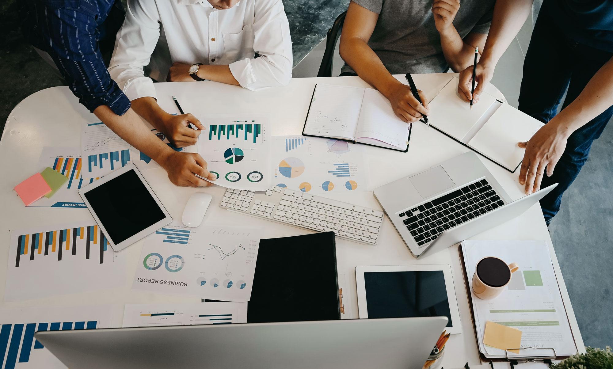 Stratégie de communication La Marketerie agence de communication à Evian, Thonon et Annemasse